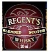 Scotch Whisky Regents Essence
