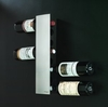 WALL VINERACK, 8 BOTTLES