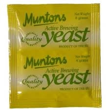 Muntons Beer Yeast 6g