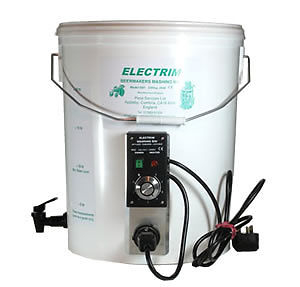 Electrim Mashing Bucket